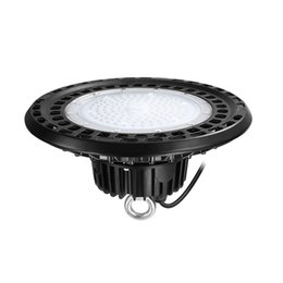 high bay lights fixtures Australia - 100W UFO LED High Bay Light 150W 200W 250W LED Warehouse Light, IP65 UFO Light Fixture Approved for Shopping Mall Stadium Exhibition Hall