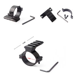 $enCountryForm.capitalKeyWord NZ - Outdoor hunting tactical air gun 35 pipe sight sight changer stand rail Inner red point base P4 rail clamp