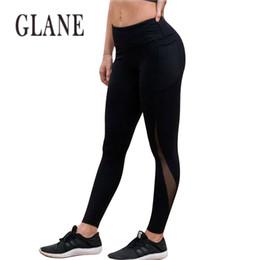 8fd179e6e8d7 White Yoga Capri Australia - Brand Pants Capri Pant Sport leggings Women  Fitness Yoga Gym High