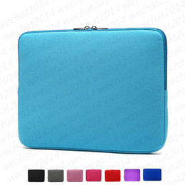 "$enCountryForm.capitalKeyWord Australia - 100PCS Polyester Flexible Waterproof Bag Case Cover for Apple Macbook Air Pro 10'' 11'' 12'' 13"" 14'' 15"""