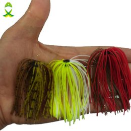 $enCountryForm.capitalKeyWord NZ - skirt set JSM 20 pcs lot mixed Color Silicone Skirts for Spinnerbait Jigging Lures Fly Tying lifelike fishing lures