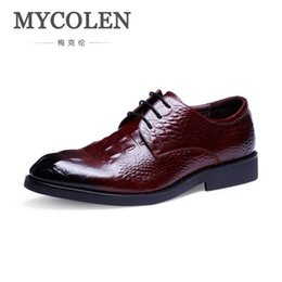 Quality Beautiful Crocodile Men Dress Shoes With Metal Tips Prom 11 Big Size Snakeskin Purple Italy 47 Wedding Deluxe Alligator Snake Skin Italian Superior In