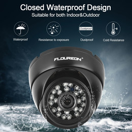 $enCountryForm.capitalKeyWord Australia - FLOUREON AHD 1080P 2.0MP 3000TVL Camera Vandalproof CCTV DVR Waterproof Security Dome DVR Camera Security Night Vision Kamera