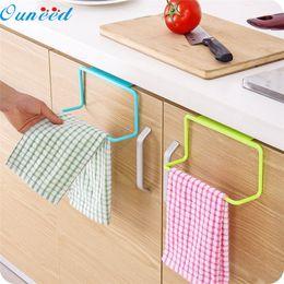 $enCountryForm.capitalKeyWord UK - kitchen organizer wholesale cocina Towel Rack Hanging Holder Organizer Bathroom Kitchen Cabinet Cupboard Hanger