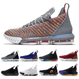 lebron basketball shoes size NZ - LeBron