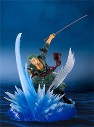 $enCountryForm.capitalKeyWord Australia - 20180518 ONE PIECE Roronoa Zoro Mito Stream Super Fierce Battle PVC Action Figure Collectible Sales Hot Model Toy for Gift 16cm
