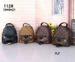 $enCountryForm.capitalKeyWord Australia - Newest Classic Fashion bags brand designer Women Men Backpack Style Bag Unisex Shoulder Handbags Travel hiking bag (42 colors for choose)