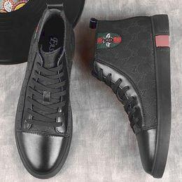 753252d0358 Dress shoes for big men online shopping - 2018 Luxury Designer Leather  Brogue Mens Flats Shoes