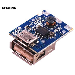 $enCountryForm.capitalKeyWord UK - Freeshipping 100PCS LOT 5V Boost Step Up Power Module Lithium LiPo Battery Charging Protection Board LED Display USB For DIY Charger 134N3P