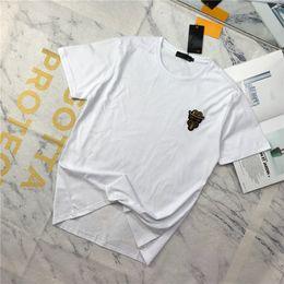 $enCountryForm.capitalKeyWord Australia - 19ss New luxurious brand Fend FD design Polo Shirt Men Women Breatheable Fashion Chest Print Streetwear Sweatshirts Outdoor shirts