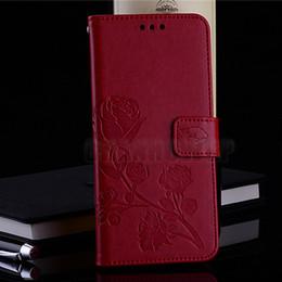 $enCountryForm.capitalKeyWord Australia - 3D Flower Leather Case For Samsung Galaxy S9 S8 Plus S7 S6 Edge S5 S3 Neo S4 J3 J5 J7 A3 A5 2016 2017 J1 Mini Grand Prime Cover