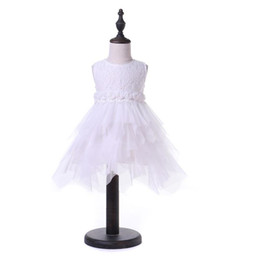 $enCountryForm.capitalKeyWord UK - Summer Baby Dresses 1 Year Old Bebes Dress Little Girls Party Wear Kids Christening Gowns Infantil Tutu Irregular Birthday Vestidos 24M