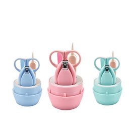 Baby Essential Healthcare Grooming Kit Set Nail Care Set Finger Clipper Fj88 Grooming & Healthcare Kits