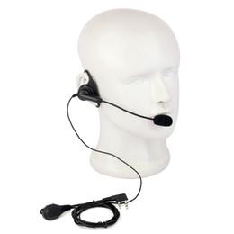 $enCountryForm.capitalKeyWord UK - 10 pcs D-Shape PTT Earpiece Headset with Boom Mic for Kenwood Baofeng Retevis TYT Walkie Talkie C2189A Alishow