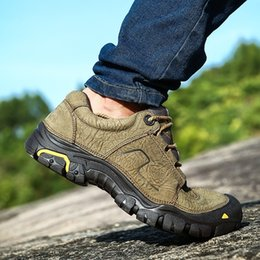$enCountryForm.capitalKeyWord Canada - Men Outdoor Shoes sneakers for men genuine Leather travel walking hiking Shoes men sport camping climbing hiking shoes sneakers #325509