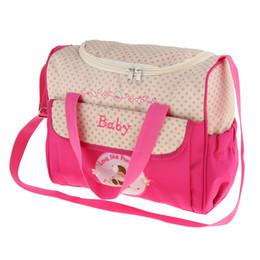 Groß Größe Multi-Funktions-Windel-Windel-wasserdichte Schulter-Mama-Beutel für Mamma-Babyreisetasche im Angebot