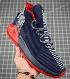 $enCountryForm.capitalKeyWord Canada - Free Men D Rose 9 Sneakers ADIWEAR BOUNCE BLUE GRAY SHOES