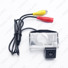 reversing camera toyota corolla Australia - wholesale Car Reverse Rear View Camera For Toyota Corolla EX E120 Night Vision Parking Camera #4604