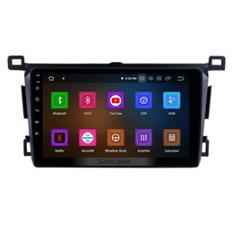 $enCountryForm.capitalKeyWord NZ - HD Touchscreen 9 inch Android 9.0 Car Stereo GPS Navigation for 2013-2018 Toyota RAV4 RHD with USB AUX WIFI support Backup Camera car dvd