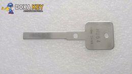 Master Key Locks Australia - Genuine Lishi Tool Master Key HU64 Lishi 2 In 1 Tool For Mercedes Benz For Chrysler Auto Key car lock repair tool