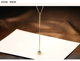 necklaces pendants Australia - New S925 sterling silver pendant necklace clavicle chain gift accessories LSF05