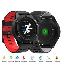 Smart Watch Altimeter Android Australia - F5 Smart Watch GPS Altimeter Barometer Thermometer Bluetooth 4.2 Waterproof Multi-sport Mode Smartwatch for IOS Android