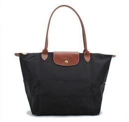 Red satchels online shopping - Hot Brand New Handbags Women Fashion Oxford Shoulder Bags Lady Large Capacity Practical Female Handbag Solid Color Woman Bag Messenger Purse