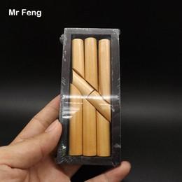 $enCountryForm.capitalKeyWord Australia - Eight Block Stick Magic Box Wooden Funny Game Immortal Cross The Sea Baby Gift Kid Toy ( Model Number B086 )