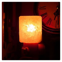 Lights & Lighting Reasonable E14 Air Purifier Crystal Salt Rock Night Light Led Lamp For Office Decoration Family Bedroom Tea Candlestick Creative Lamp Gift Selected Material Led Lamps