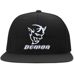 4fdf6838 Dodge Demon Logo Top Level Baseball Cap For Men and Women by Cool Sporting  Hat With Adjustable