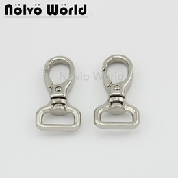 $enCountryForm.capitalKeyWord Australia - 4 pieces test, 47*16mm, small quantity metal strap buckle for bags, dog collar lobster clasp swivel snap hook accessories
