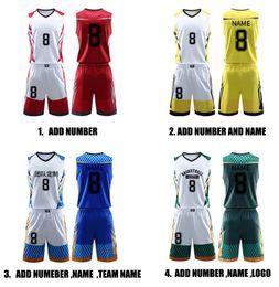 $enCountryForm.capitalKeyWord Canada - Hot selling New basketball uniform suit Children's student group competition training team uniform custom vest shorts sports jersey
