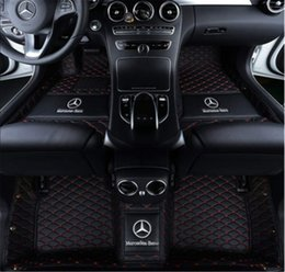 $enCountryForm.capitalKeyWord UK - Custom Car Floor Mats Fit for Mercedes Benz CLA Class 180 200 220 250 260 2014-2019 Full Coverage All Weather Protection Waterproof Non-Slip