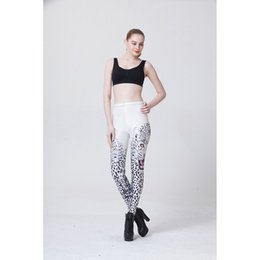 Ladies Wearing Leggings Australia - Girl Leggings Leopard 3D Digital Full Printed Full Length Gym Yoga Wear Pants Woman Workout Soft Trousers Lady Sportwear Jeggings (YLgs3331)