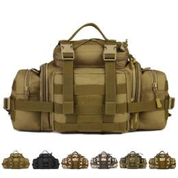 $enCountryForm.capitalKeyWord Australia - Tactical Hunting Waist Bag Pack 3 Ways Modular Deployment Utility Bag Heavy Duty with Shoulder Camouflage Camping Camera