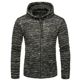 Oversized Sweater Men Australia - Mens Hooded Sweater Knitted Man Wool  Sweatercoat XXL Casual Man Spring 96bb68207