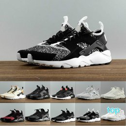 huaraches for 2019 - Newest Fashion Huarache Ultra breathable Running Shoes For Men Outdoor Airs Huaraches Shoes Athletic hurache Sport Shoes
