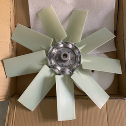 Ac cooler fAn online shopping - pliastic cooling fan with blades for AC screw air compressor