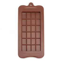 $enCountryForm.capitalKeyWord Australia - 2019 Hot Saling Chocolate Mold silicone mold dessert block mold Bar Block Ice Silicone Cake Candy Sugar Bake Mould
