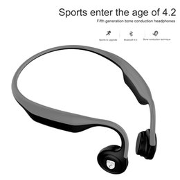 $enCountryForm.capitalKeyWord Australia - 2019 New Coming Best Quality Wireless Earphone Headphone Smart Bone conduction Headset With Stereo for smart phone as gift for girlfriend