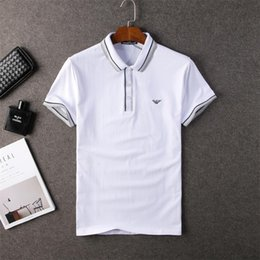Discount polo tops for man - 2017 Poloshirt Solid Polo Shirt Men Luxury Polo Shirts Long Sleeve Men's Basic Top Cotton Polos For Boys Brand Desi