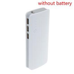 Power bank shells online shopping - 5V A USB Power Bank Charger Circuit Board Step Up Boost Module X Li ion Case Shell DIY Kit