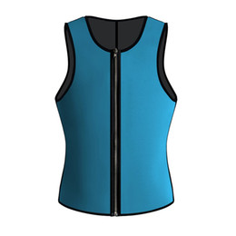 ff68f0ff07af1 Shapers Neoprene Waist Trainer Corsets Male Sweat Fitness Slimming Bodysuit Modeling  Strap Workout Waist Protect P0  156949