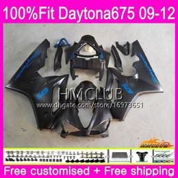$enCountryForm.capitalKeyWord Australia - Injection For Triumph Daytona 675 09 10 11 12 Bodywork 44HM.16 Daytona-675 Daytona675 Daytona 675 2009 2010 2011 2012 Top Flat black Fairing