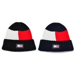 dc9934f68b7 hot fashion classic tight-fitting knitted sweaters plus ball hat the best  quality of women s hat headdress Warm Ladies hat