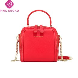 ae80083fd6c0 Pink sugao designer luxury handbags purse designer handbag for women high  quality shoulder bags wholesales hot sales tote bag pu leather