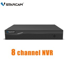 nvr camera systems 2020 - urveillance Video Recorder VStarcam HD 8CH NVR Audio input HDMI 9Channel Network Video Recorder for ip camera Security S