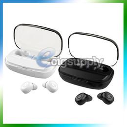 $enCountryForm.capitalKeyWord Australia - XI10S TWS Earphone Bluetooth V5.0 Headset Touch Control Stereo Waterproof Wireless Headset with 3000mAh Charge Box Sports Headphones