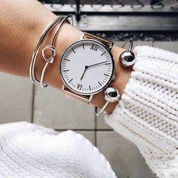 $enCountryForm.capitalKeyWord Australia - Fashion Personality Knot Bangle Bracelet Women's New Style Street Style Charm Multilayer Bracelet Ms. Party Gift