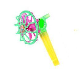 $enCountryForm.capitalKeyWord Australia - Kindergarten Double Whistles Mini Windmill Children Cartoon Creative Whistle Toys Colorful Kids Gifts Animal Print Hot Sell 0 46oy O1